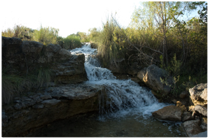 MC Ranch Waterfall